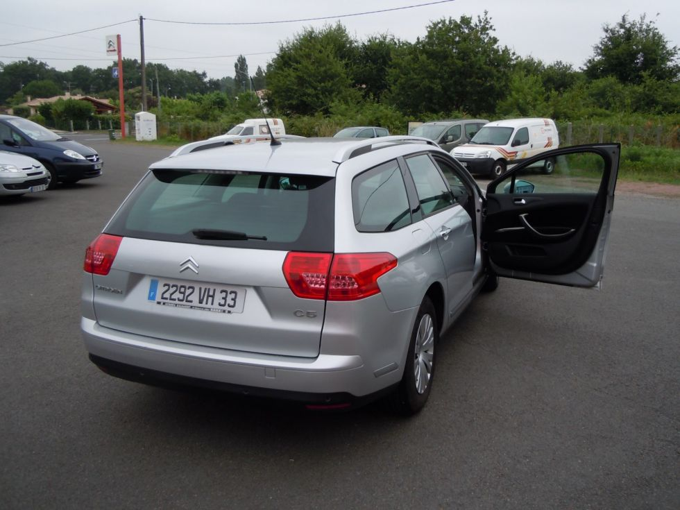 occasion citroen c5 break tourer bordeaux saint m dard en jalles citro n galharret